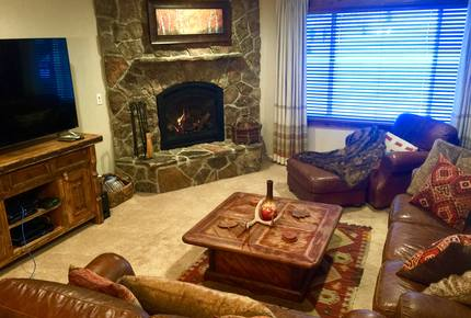 Great Ski In/Ski Out Condo at Base of Park City Mountain Resort
