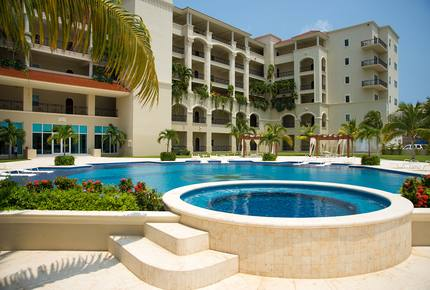 Landmark Resort of Cozumel - 2 Bedroom Residence with Ocean View (409)