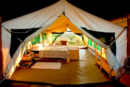 Laikipia Wilderness Camp