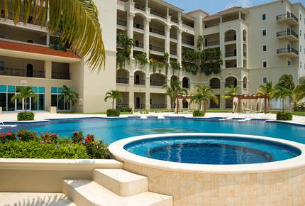 Landmark Resort of Cozumel - 3 Bedroom Residence with Partial Ocean View (411)