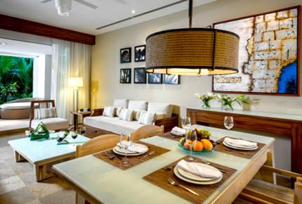 Vidanta Riviera Maya Grand Bliss Two-Bedroom Luxury Suite