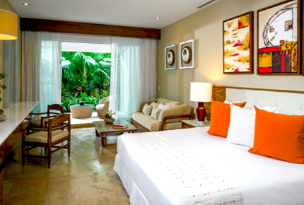 Vidanta Riviera Maya Grand Bliss 2 Bedroom Luxury Suite