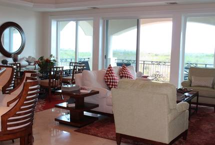Landmark Resort of Cozumel - 3 Bedroom Residence with Partial Ocean View (411) - Cozumel, Mexico