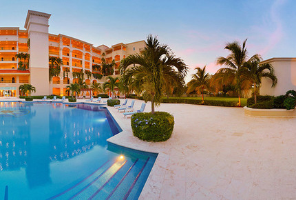 Landmark Resort of Cozumel - 3 Bedroom Residence with Partial Ocean View (411)