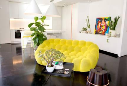 Sydney's Iconic Yellow House Pad