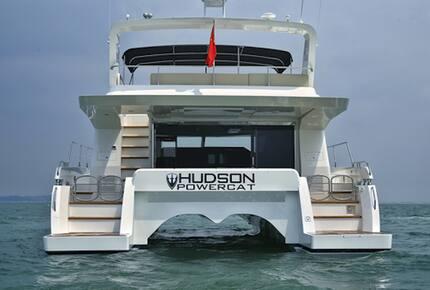 Virgin Motor Yachts - Hudson Powercat 48