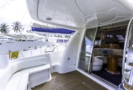 Virgin Motor Yachts - Cranchi Atlantique 51
