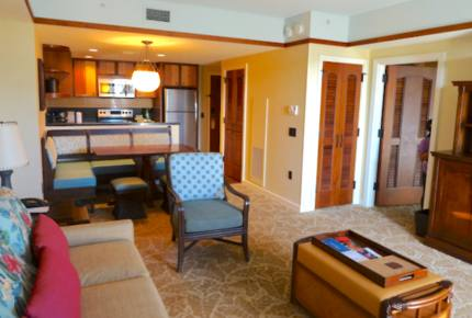 Aulani, A Disney Resort and Spa - Two-Bedroom Villa