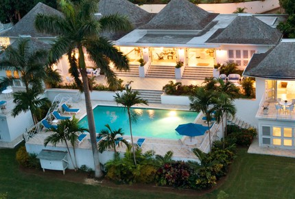 Six Bedrooom, fully staffed Wheelhouse Villa at the Tryall Golf and Beach Club