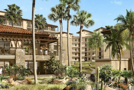 Grand Solmar Residences at Rancho San Lucas - 3 Bedroom Penthouse