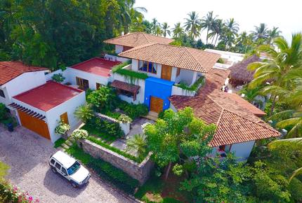 Casa Pacifico - An Oceanside Paradise On The Riviera Nayarit