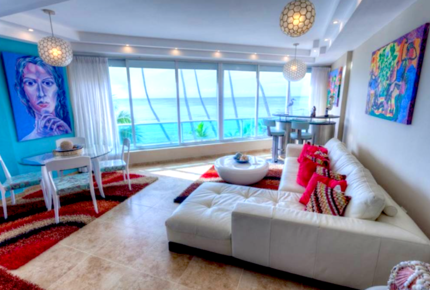 Marbella Beach Penthouse