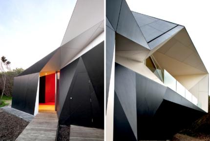 Klein Bottle House - Architectural Gem
