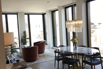 West Village Luxury 3 Bedroom 9th Floor Apartment