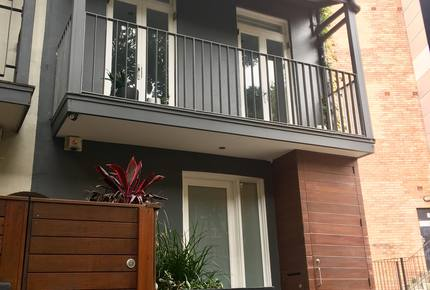 Modern Sydney Terrace House