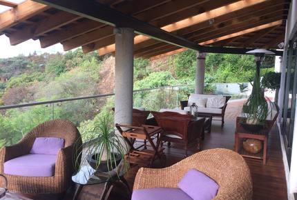 Villa Ganesh, El Santuario, Valle de Bravo