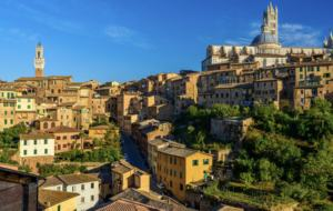 Equity Residences, Medieval Walled City Penthouse - Siena, Italy