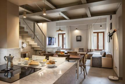 Equity Residences, Medieval Walled City Penthouse