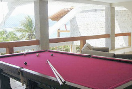 House with private beach in Angra dos Reis, RJ