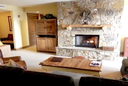 Teton Club - Ski-In/Ski-Out Three-Bedroom Residence - Jackson Hole, Wyoming
