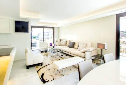 Cannes Croissette Penthouse