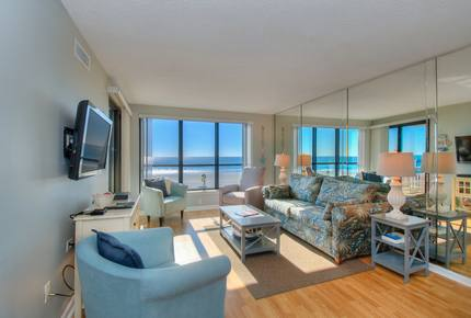 Beautiful Oceanfront Myrtle Beach Condo
