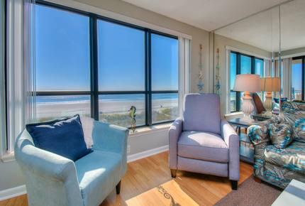 Beautiful Oceanfront Myrtle Beach Condo