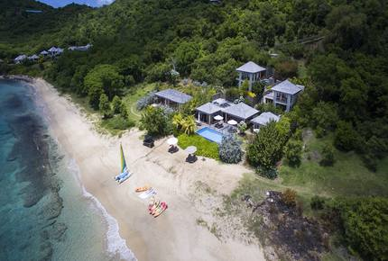 Tradewinds AQUA-TERRA Single Villa Suite and Yacht Cabin - Mayreau Island, Saint Vincent and the Grenadines