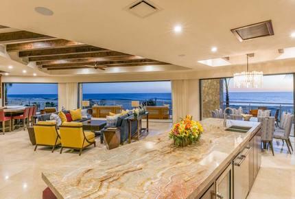 Diamante Ocean Club Residences Diamond Suite 4 Bedroom