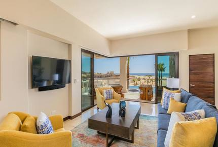 Diamante Ocean Club Residences Emerald Three bedroom Suite