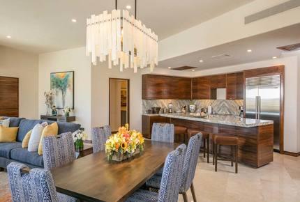 Diamante Ocean Club Residences Emerald Three bedroom Suite