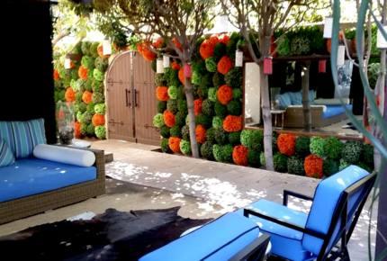 Enchanting Hollywood Hills Villa