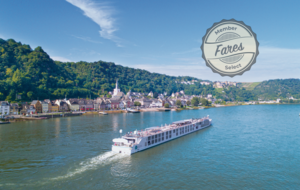 Collection of Crystal River Cruises, Europe