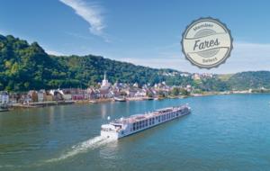 16 Night Crystal River Cruise, Europe