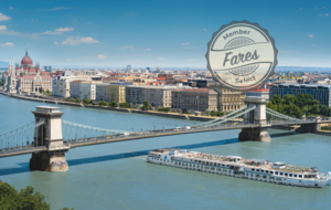 10 Night Crystal River Cruise, Europe