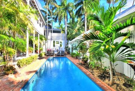 4 Bedroom Gated Key West Home