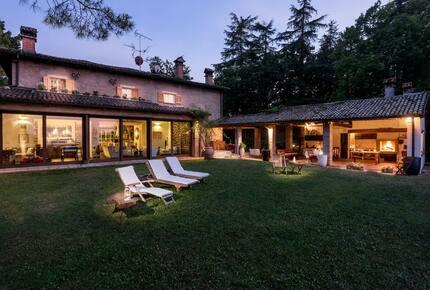 Amazing Villa Monte Quercione