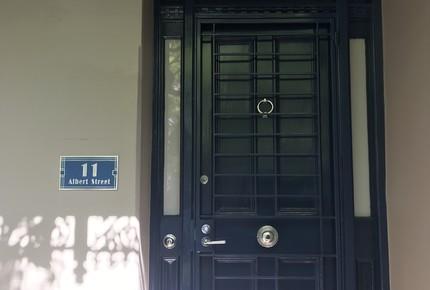 Elegant Designer Terrace House