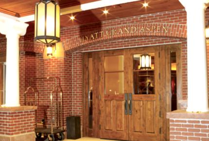 Hyatt Grand Aspen - Luxury Studio