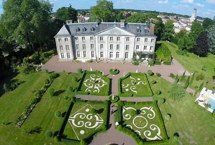 Chateau De Vezins
