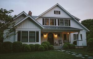 Custom East Hampton Village Home - East Hampton, New York