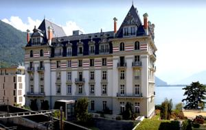 National Montreux Residence on Lake Geneva - Montreux, Switzerland