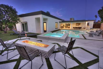 Santa Anita Oasis in Palm Desert
