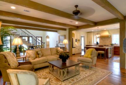 Frederica Golf Club - Four Bedroom Luxury Cottages