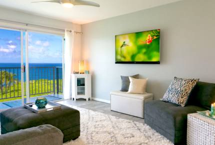 Seaside Escape - Alii Kai Resort - Princeville, Kauai, Hawaii