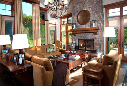 Vail Valley Luxury Mountain Estate