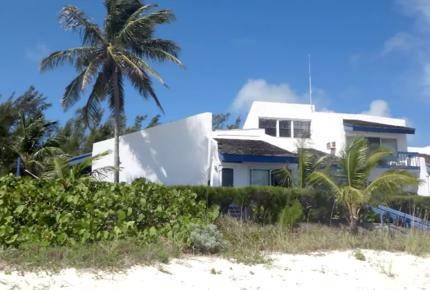 Beautiful Beachfront Double Villa