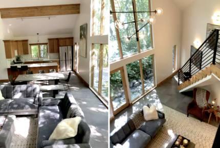 Sundance Mountain Modern Cabin