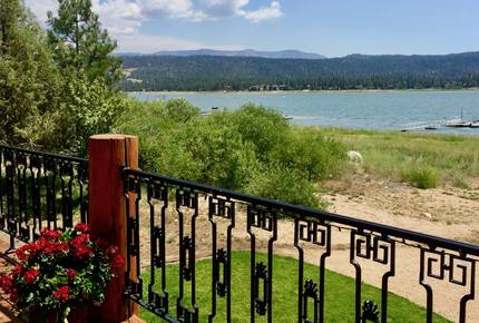Big Bear Lakefront Luxury