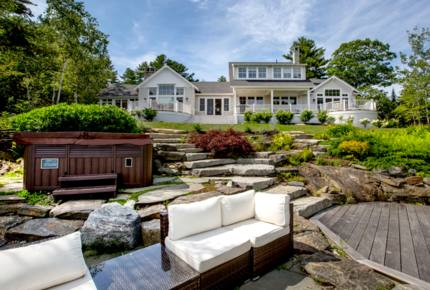 Rice Point Waterfront Luxury